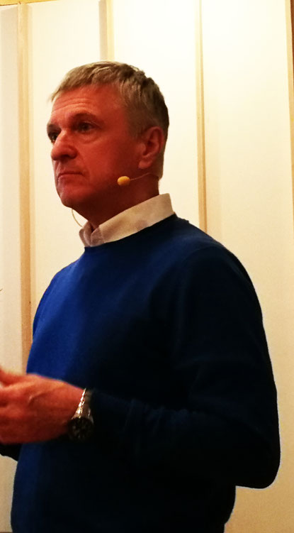Dr. Wolfgang Pohl, Foto Wanke