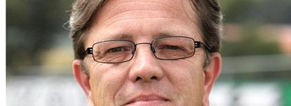 Trainer unserer 1. Mannschaft: Axel Knicker
