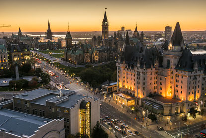 Fairmont Hotels and Resorts Ottawa Ontario