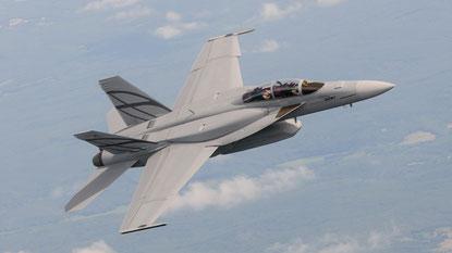 """©BoeingDefence F/A-18 """"Super Hornet"""""""