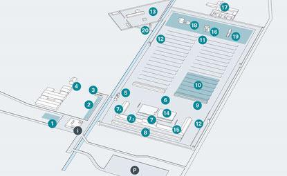 Virtueller Rundgang in 20 Stationen. Bild: KZ-Gedenkstätte Dachau.