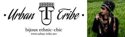 bijoux ethnique chic , bijou tribal , urban tribe , bijoux fait main , handmade jewelry , création ,