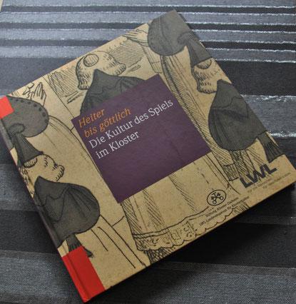 """Die Heilie Corona wird im Buch """"Heiter bis göttlich"""" erwähnt, das Grundlage einer Museumsausstellung in Westfalen/Lippe war"""