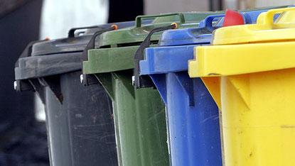 Müll und Abfall