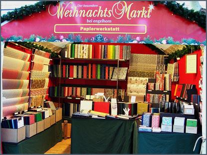 Mannheim Weihnachtsmarkt der Kunsthandwerker