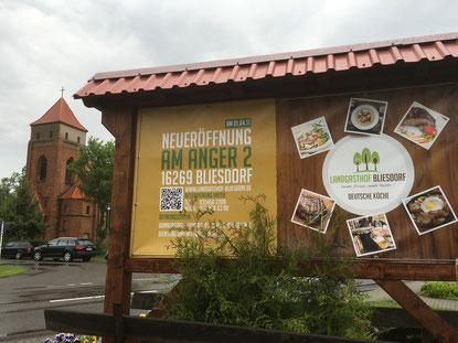 (c) Heike Dahl   Gasthaus Bliesdorf Oderbruch-blog.de