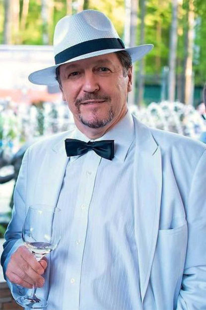Сергей Князев  –  владелец и генеральный продюсер «КнязевЪ-холдинг»