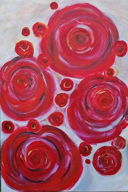 Rosenblűte 100x140cm