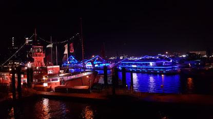 Spaziergang von der HafenCity zu den Ladungsbrücken