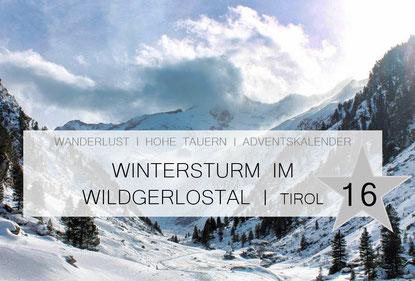 Wandern Wildgerlostal, Winterurlaub Gerlos, Schneeschuhwandern
