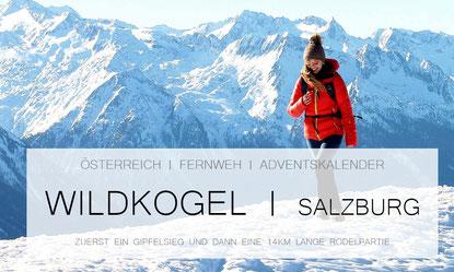 Rodeln österreich, Wildkogel, längste Rodelbahn, Wandern Salzburg