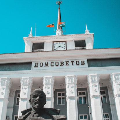 How to get to Tiraspol, Transnistria