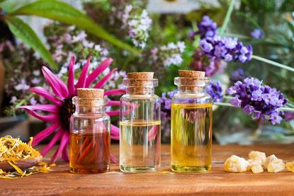 Aromatherapie, Aromaöle