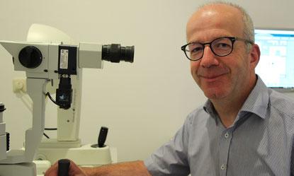 Matthias Hofmann Gröditz Augenoptikermeister Optometrist