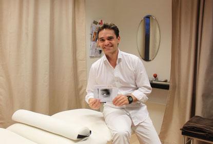 Technik aus der manuellen Osteopathie