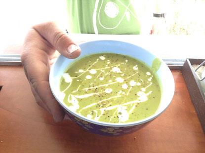 Suppe, gut für's Fastenbrechen