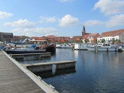 Stadthafen Waren an der Müritz