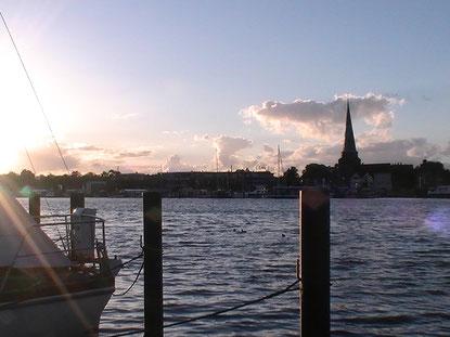 Hafen Rosengarten Travemünde