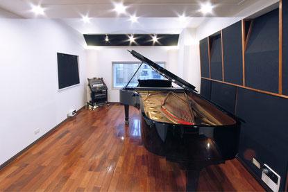 ぼーカルと、弾き語りの都内格安レコーディングスタジオ
