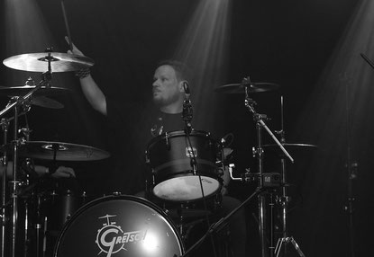 Ronny - Drums - Montez Volbeat Coverband
