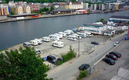 ancienne aire de Bergen