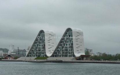 Immeuble moderne à Vejle