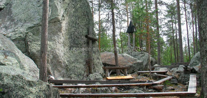 Finlande Somosen kirko