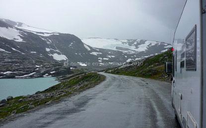 Gamle Strynefjellsvegen (ancienne route du Strynefell)
