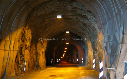 Tunnel Norvège