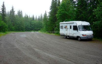 Parking de Lillehammer