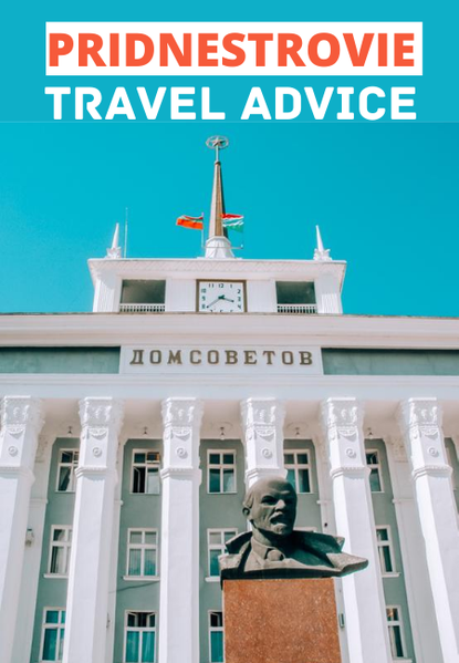 Transnistria - Pridnestrovie : everything you need to know