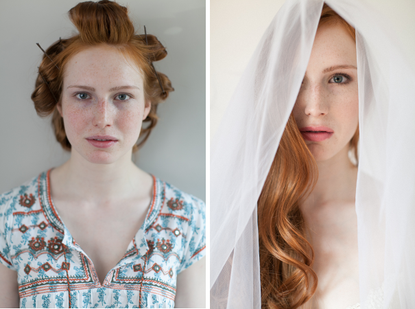 Foto: Angelika Krinke, Model: Marie B., Hair&Makeup: Martina Fay