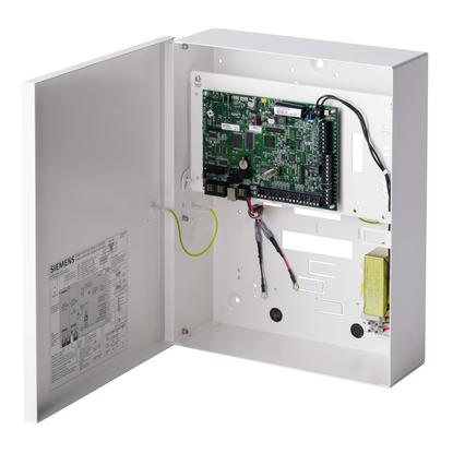 SPC 5000 Alarmzentrale mit IP im G3 Metallgehäuse von Vanderbilt, presented by SafeTech