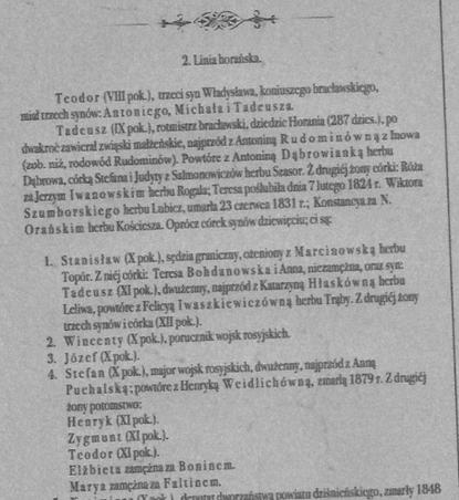 Zlota Ksiega, Szlachty Polskiej, 1902