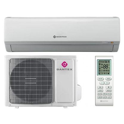 Dantex air conditioner error codes