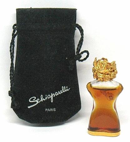 SCHIAPARELLI - SHOCKING YOU : PARFUM-BIJOU, 5 ML