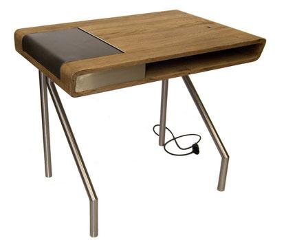 bureau contemporain bois