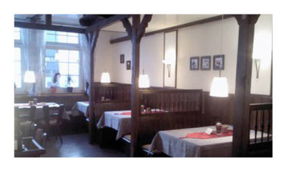 Berstädter Hof - Restaurant