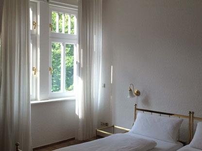 Zimmer im Hotel am Herrenhäuser Garten