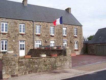 La Mairie des Moitiers d'Allonne