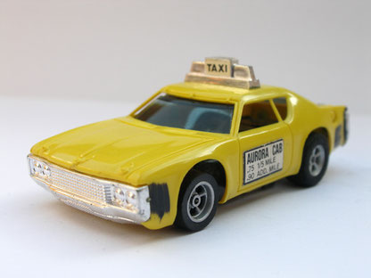 Faller AMS AURORA AFX Matador Taxi