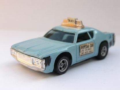 AURORA AFX Matador Taxi blau