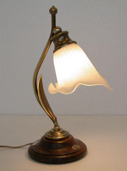 送料無料 アールヌーボー テーブルランプ 照明 おしゃれ イタリア製 カパーニ 古木 照明器具 クラシック エレガント ゴージャス CAPANNI 701103