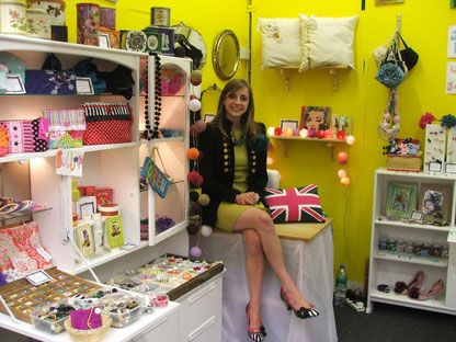 Emma Hedley's Eco Chic Boutique