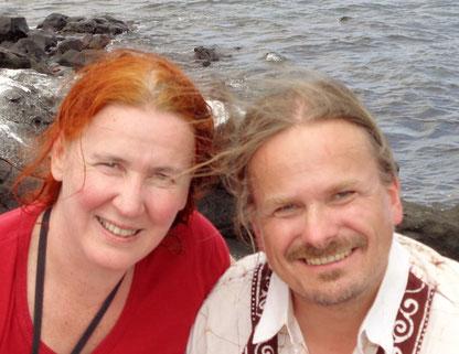Cornelia und Dankfried Kirsch