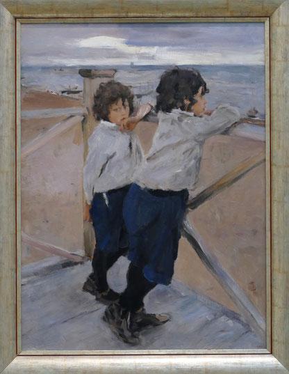 Valentin Serov (1865-1911) : enfants