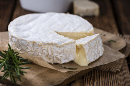 fromage au lait cru fermier produit local direct producteur camembert au lait cru