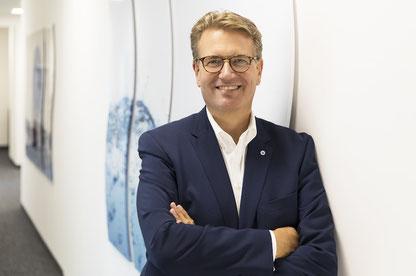 Vorstand Martin Gräfer