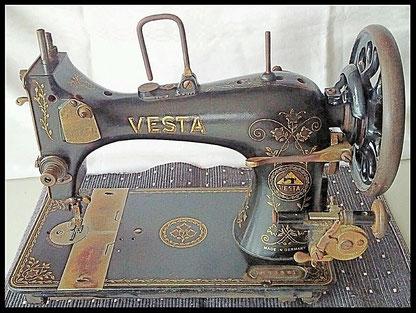 VESTA - VS # 1.516.561 c. 1925