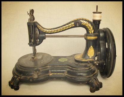 An early Jones Hand Machine